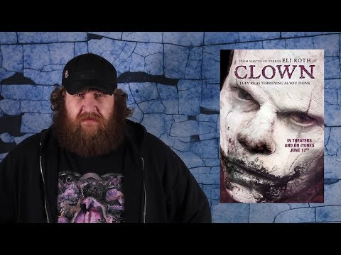 CLOWN - Movie Review