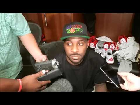 Ty Lawson after Houston beats Orlando in overtime