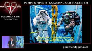 Welcome: Expanding the Pumps & Pipes Ecosystem (Alan Lumsden, 2017)
