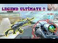 LEGEND ULTİMATE !! (YENİ SİLAH) Wolfteam Latino GamePlay#323