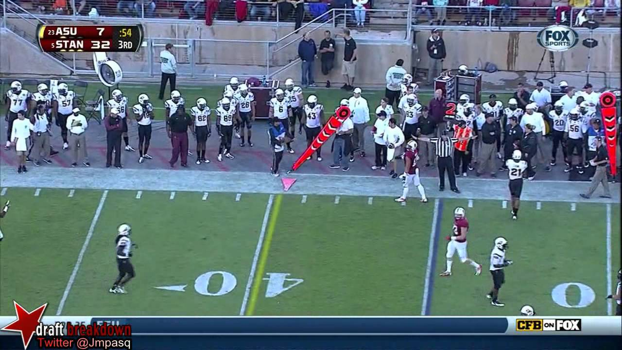 Jaelen Strong vs Stanford (2013)