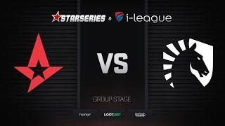 Astralis vs Liquid, map 3 train, StarSeries i-League Season 4 Finals