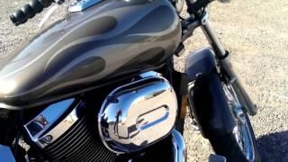 10. 2006 Honda Shadow Spirit 750