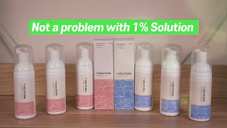 video thumbnail NONE ALCOHOL HAND WASH 1% SOLUTION youtube