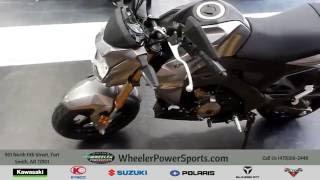 2. New 2017 Kawasaki Z125 Pro