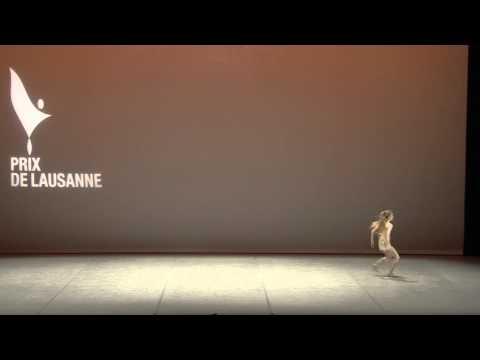 Lou Spichtig - 2015 Prix de Lausanne Prize Winner - Contemporary variation