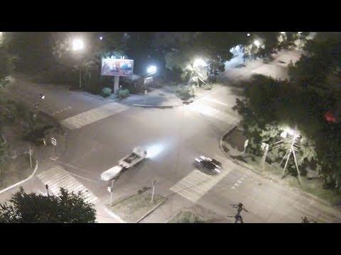 Авария в Уссурийске