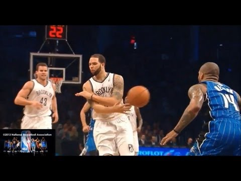 Nets - Part 2: http://www.youtube.com/watch?v=0vhd2WVs16A&feature=youtu.be Deron William's jumpshots, crossovers, step back jumpers, floaters, spin moves, fade away...