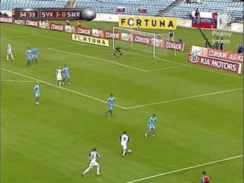 Miroslav Stoch vs San Marino