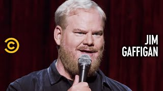 Losing Arguments with Your Wife After Her Brain Surgery - Jim Gaffigan