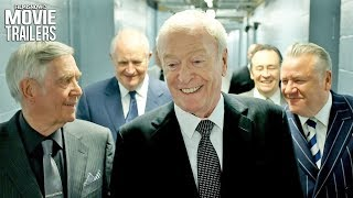 Nonton King Of Thieves Trailer New  2018  The Unbelievable True Story Of The Hatton Garden Heist Film Subtitle Indonesia Streaming Movie Download