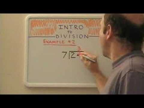 Introduction to Division Video