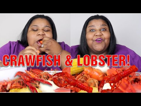 CRAWFISH & WHOLE LOBSTER.. LETS TALK ABOUT BEING THE OLDEST SIBLING! - Thời lượng: 41 phút.