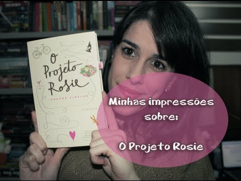 O Projeto Rosie - Graeme Simsion