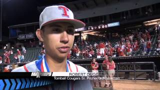 Tomball (TX) United States  city photo : Tomball, TX vs CC Moody, TX - State Baseball Wrap
