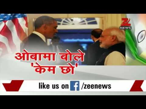 president - In one of the most awaited meets scheduled to take place this year, US President Barack Obama on Monday hosted a private dinner for Prime Minister Narendra Modi, who was once shunned by America,...