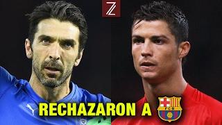 Video Los 7 Jugadores de Clase Mundial que Rechazaron al Barcelona | Zicrone21 MP3, 3GP, MP4, WEBM, AVI, FLV Agustus 2018
