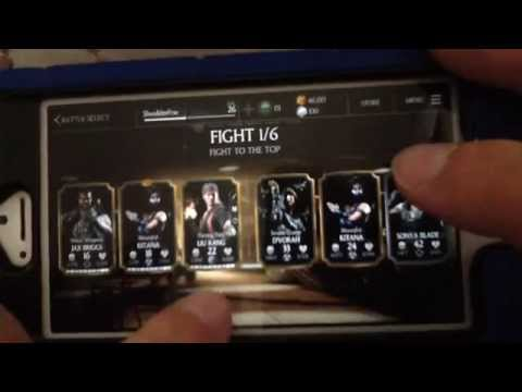 MKX iOS Series Ep. 9-- Are You KIDDING ME!?!? WTF PACK!!!!