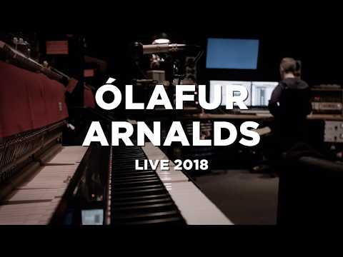Óлафар Арналдс Ливе 2018
