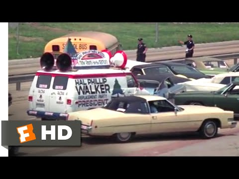 Nashville (1975) - Highway Pileup Scene (1/10) | Movieclips