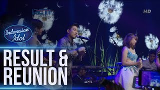 Video GHEA, JODIE ft. ARMADA - ASAL KAU BAHAGIA - RESULT & REUNION - Indonesian Idol 2018 MP3, 3GP, MP4, WEBM, AVI, FLV Juli 2018