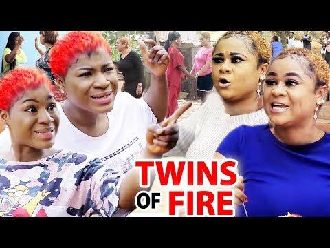 Twins Of Fire COMPLETE Final Season 9 & 10 - Destiny Etiko / Uju Okoli 2020 Latest Nigerian Movie