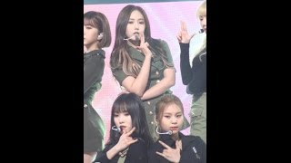 [Fancam/MPD직캠] 170316ch.MPDGFRIEND 여자친구 - FINGERTIP / SinBi ver.Mnet MCOUNTDOWN LIVE STAGE!!You can watch this VIDEO only on YouTube ch.MPDwww.youtube.com/mnetmpd