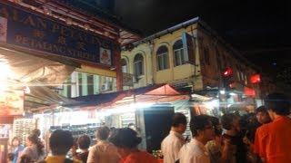 吉隆坡「唐人街」著名華人社區——茨廠街-Jalan Petaling