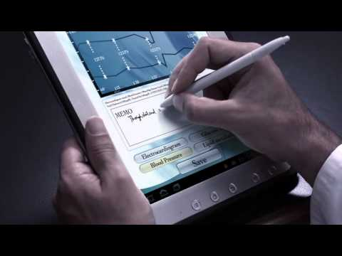 Panasonic Toughpad Rugged Tablet for Healthcare