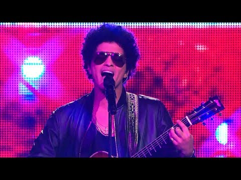 Bruno Mars canta en español para damnificados (VIDEO)