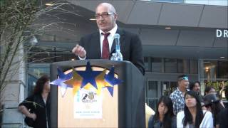 SJSU Department of Hospitality Management 2013 Spring Convocation Speaker--Mr. Phil Jaber