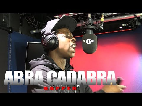 Abra Cadabra – Fire In The Booth