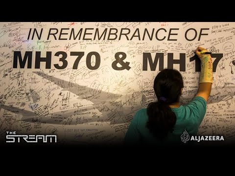 Highlights MH370 A Year without answers
