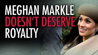 Video Meghan Markle isn't fit to become royalty | Jack Buckby MP3, 3GP, MP4, WEBM, AVI, FLV Februari 2019