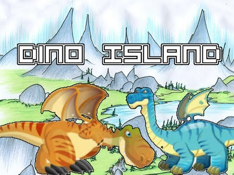 Dragon City - Dinosaur Dragons!!! (Dino Island)