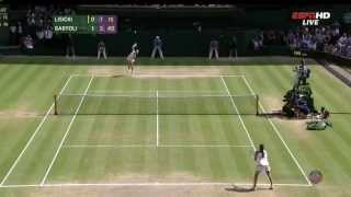 Tennis Highlights, Video - Marion Bartoli vs Sabine Lisicki Wimbledon 2013