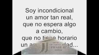 Incondicional Letra Prince Royce New 2012 Phase II