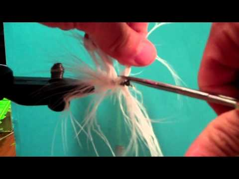 Fly Tying Tutorial – Largemouth & Striped Bass Popsicle