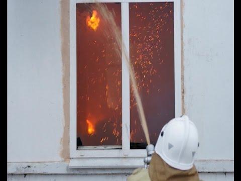 31 января в деревне Волок Боровичского района произошёл пожар в церкви Благовещения Пресвятой Богородицы