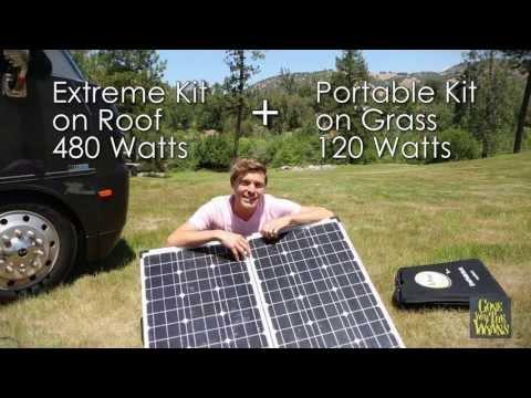 The Ultimate RV Solar Power Setup
