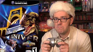 Universal Studios Theme Parks Adventure (Gamecube) Angry Video Game Nerd - Episode 132