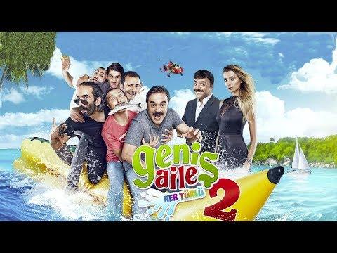 Geniş Aile 2: Her Türlü | Türk Komedi Filmi | Full Film İzle