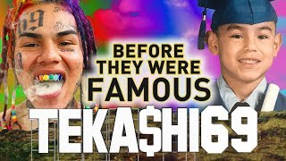Video TEKASHI69 - Before They Were Famous - 6ix9ine / Gummo MP3, 3GP, MP4, WEBM, AVI, FLV Agustus 2018