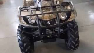 10. 2011  yamaha grizzly 350 4x4 atv for sale u2068