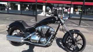 10. 000014 - 2012 Honda Fury - VT1300CX - Used Motorcycle For Sale