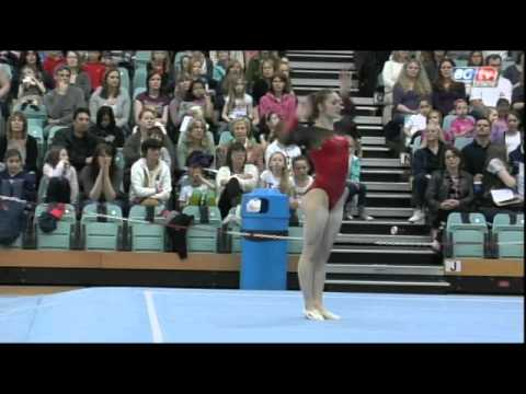 Jenny Pinches -British Team Championships- Floor