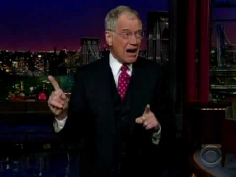 Teleprompter Vs No Teleprompter Letterman Takes On Obama Critics