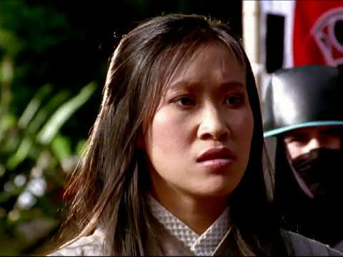 Power Rangers Ninja Storm - The Samurai's Journey - Battle for the Samurai Amulet