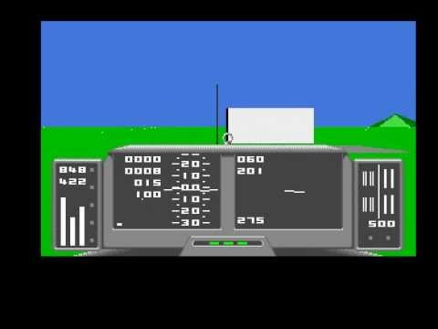 amiga flight simulator games
