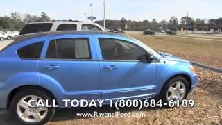 2009 DODGE CALIBER SXT Review * Charleston Car Videos * For Sale @ Ravenel Ford